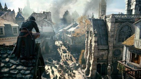 Imatge d''Assassin's Creed Unity'
