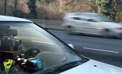 Un conductor acumula 40.000 euros en m�s de 200 multas de tr�fico
