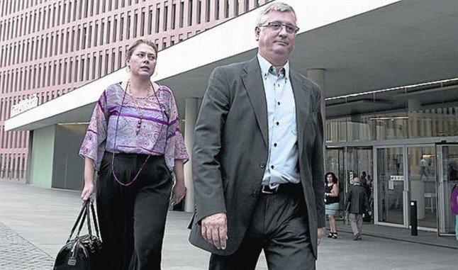 Una jueza interroga a un excargo del govern por espiar a for Juzgados martorell