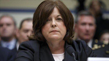 PIerson, en su declaraci�n en el Congreso por los incidentes en la Casa Blanca.