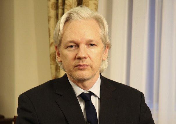 Julian Assange. Foto de archivo.