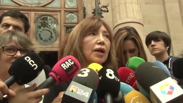 Dolores Agenjo declara que no cedió las llaves.