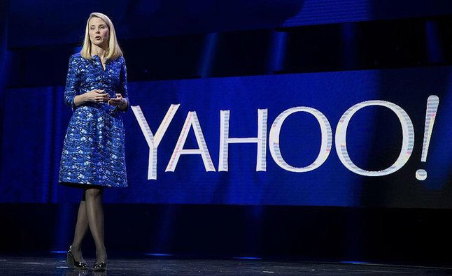 Marissa Mayer, consejera delegada de Yahoo