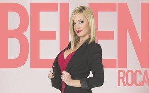 Belén Roca, en una foto promocional de GH VIP