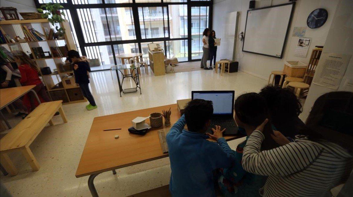 escuela innovadora