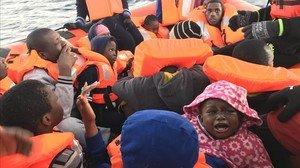 mbenach36817872 9 1 2017 proactiva open arms rescata inmigrantes refugiados170117113457
