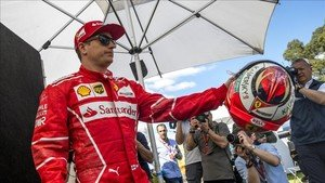 Raikkonen firma un año más con Ferrari