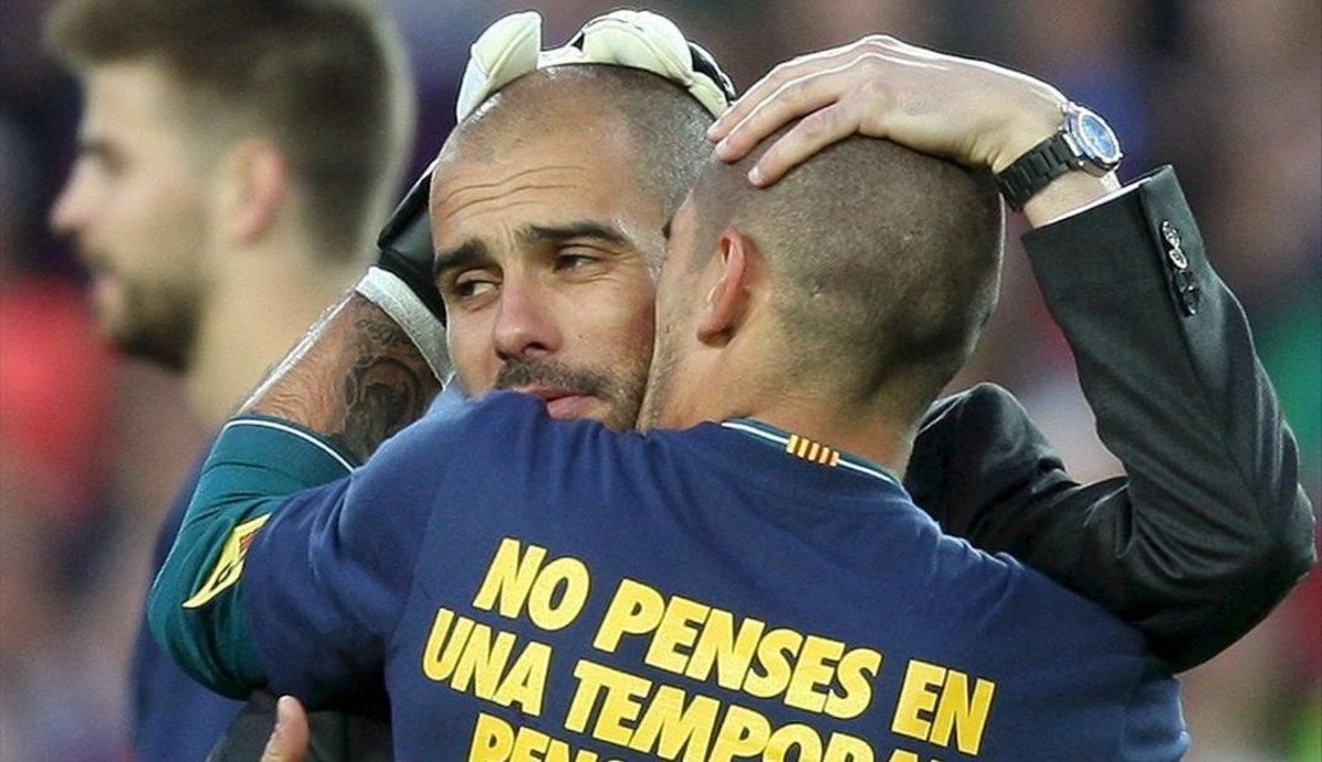Fichará Guardiola a Vctor Valdés