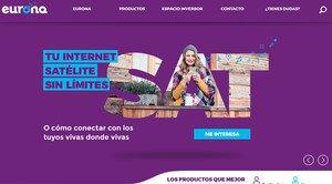 Web de Eurona.