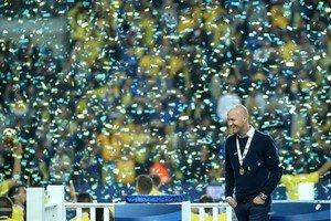 Jordi Cruyff campeón de la Toto Cup como entrenador