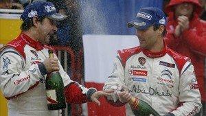 Loeb, con Daniel Elena a su lado, volverá a la disciplina en la que ganó 9 títulos mundiales