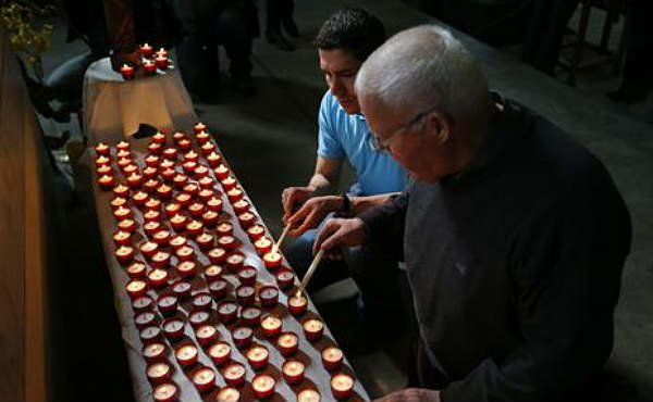Les restes mortals de 30 víctimes de Germanwings arriben a Barcelona