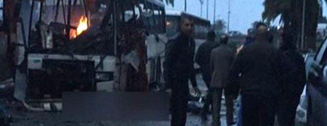 Un atentado contra las fuerzas de seguridad en T�nez causa 12 muertos