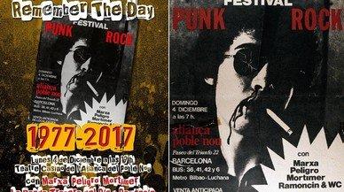 El llegendari Festival Punk Rock del Poblenou ressuscita en el 40è aniversari