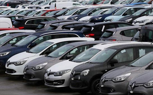 Las matriculaciones de vehículos suben el 12,1% en enero