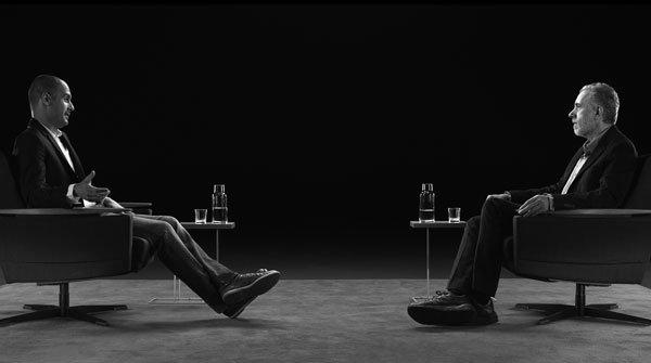 'Conversaciones sobre el futuro' entre Pep Guardiola y Fernando Trueba.