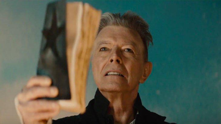 'Blackstar', nuevo videoclip de David Bowie.