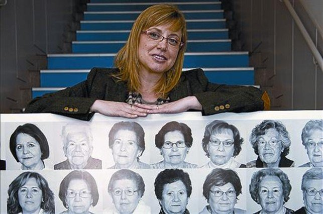 Margarita Riera: «Hay mujeres que nunca han dado su opinión»