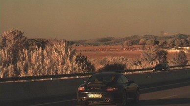 Enxampat un conductor a 223 quilòmetres per hora a l'Eix Transversal