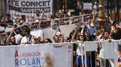 Macri afronta una semana de intensos conflictos sociales en Argentina