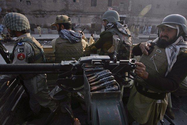 Pakist�n protesta a la OTAN por el ataque que ha matado a 25 de sus soldados