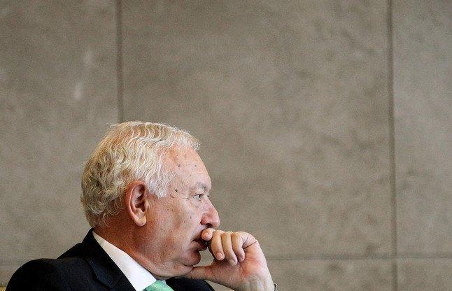 """Margallo dice que el referendo catalán sería """"un golpe de Estado en términos jurídicos"""""""