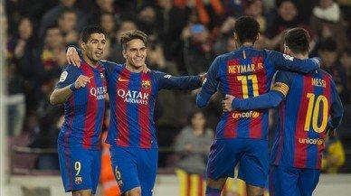 El Barça-Reial Societat de Copa, en directe 'on line'