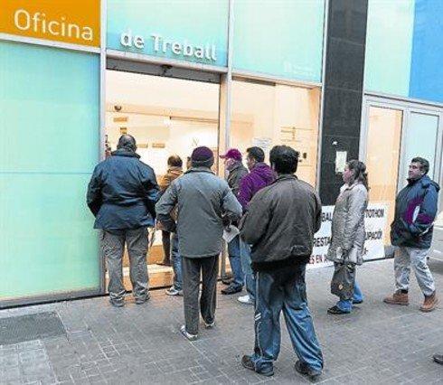 El soc sanciona hasta parados por infracciones del 2013 for Oficina de correo barcelona