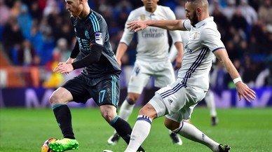 Ronaldo i Kovacic tornen la tranquil·litat al Bernabéu