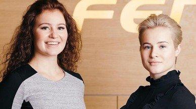 Katharine y Alexandra Andresen: aquí llegan las superherederas
