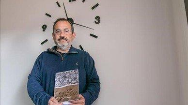 Artur Amich:«Si la dopamina baja de golpe, me puedo quedar clavado en medio de un paso de peatones»