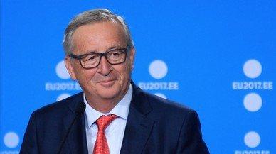 """Juncker carrega contra Londres i considera """"insatisfactòries"""" totes les seves propostes"""