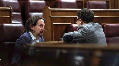 Iglesias i l'error català de Podem