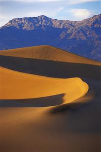 El valle de la Muerte, de California.