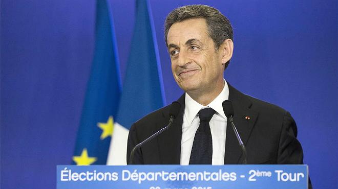 El centro derecha vence en las elecciones departamentales francesas.