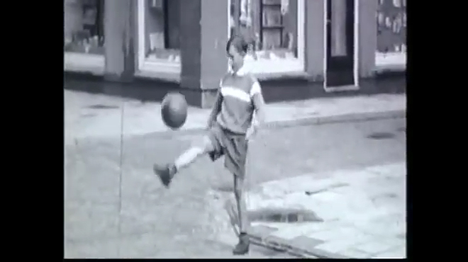 Johan Cruyff, sus mejores goles