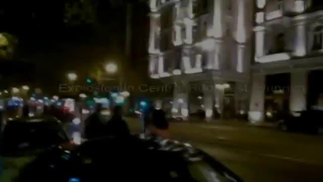 Explosi�n en Budapest