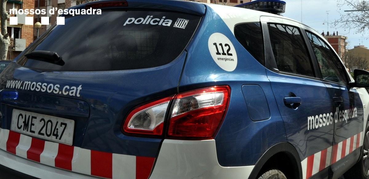 Ferit greu un mosso durant una intervenció policial a Rubí