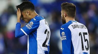 L'Espanyol pateix un 'alcorconazo' a Cornellà i queda fora de la Copa