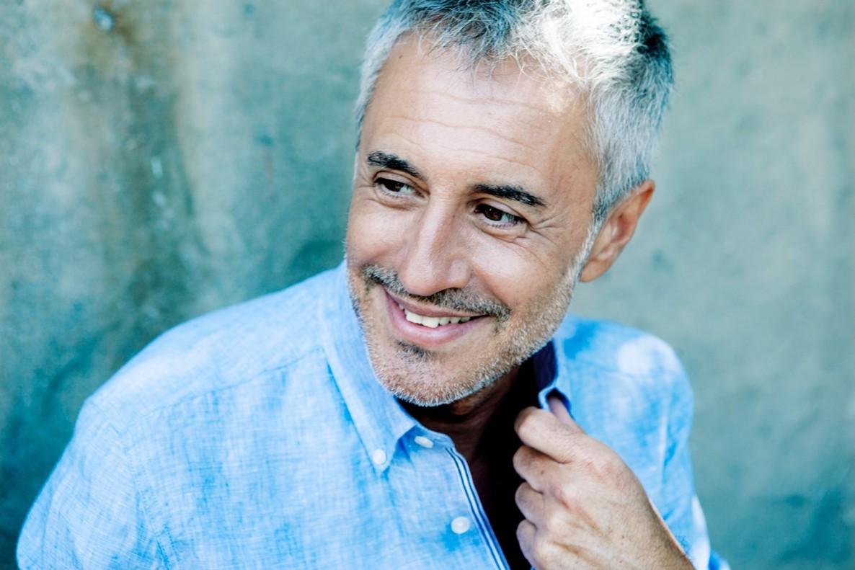 Sergio Dalma en una imagen promocional del nuevo trabajo, Via Dalma III