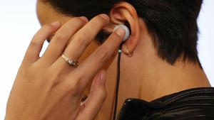 Prueba de los auriculares Google Pixel Buds.