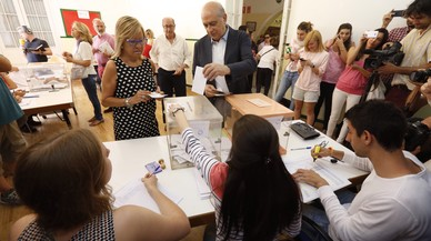 El PPC es consola amb la victòria de Rajoy