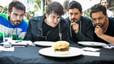 Els Amics de les Arts inspiren una hamburguesa del Hard Rock Cafe Barcelona