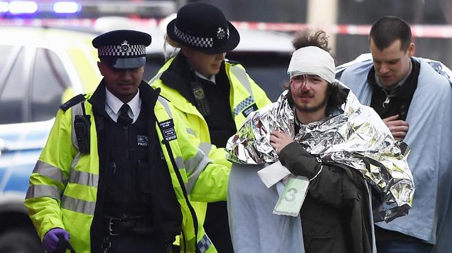 L'endemà de l'atemptat a Londres | Directe