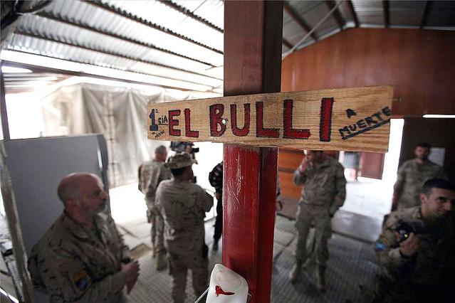 'El Bulli' de la Legión