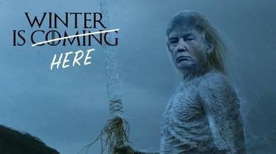 Els mems de la investidura de Trump
