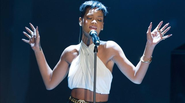 Rihanna dona 1,32 millones de euros a un hospital de Barbados