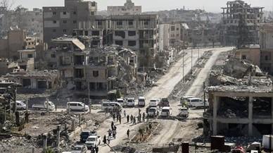 Siria, a un paso del final
