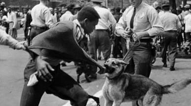Enfrentamientos entre polic�a y homosexuales en los alrededores del Stonewall, en Nueva York en 1969.