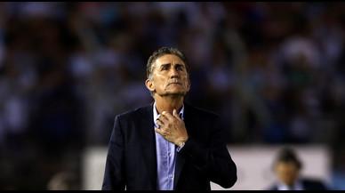 Edgardo Bauza, seleccionador argentí, destituït